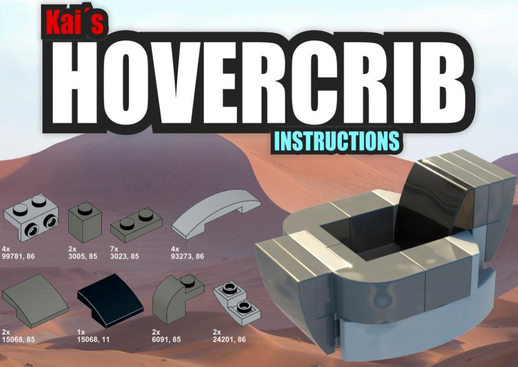 hovercrib instructions