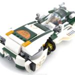 Star Wars: A-Wing Speeder, LEGO 75248 alternate build