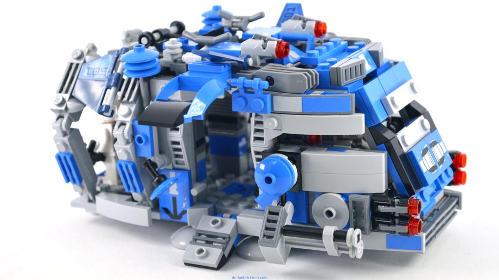 LEGO 75280 alternative build