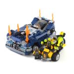 LEGO 76143: Avengers Cruiser & AIM Trike, free Alternative Build