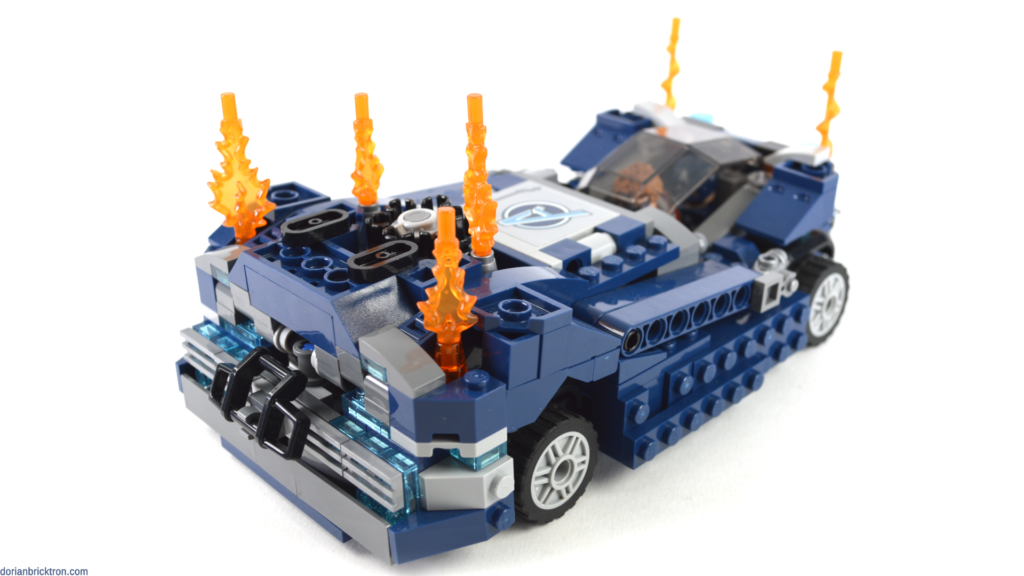 lego 76143 alternative build