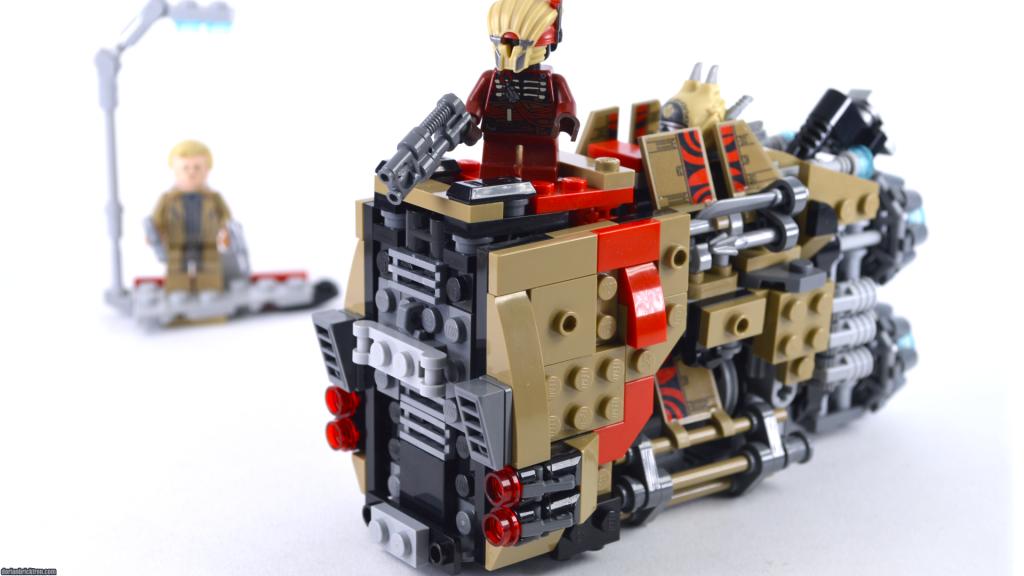 lego 75215 alternate build