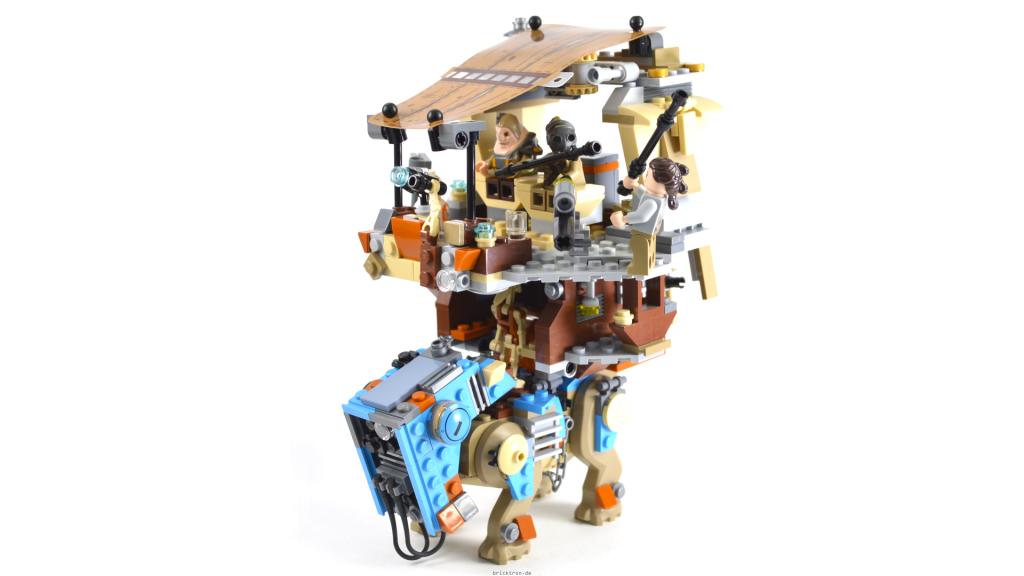 LEGO 75148 alternative build