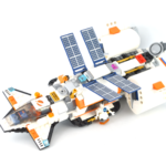 LEGO 60227: Research Ship – Space Station Alternative Build