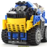 Creator 3in1: Creator Space Rover, LEGO 31087 alternative build