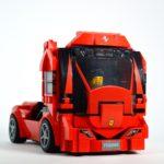 Speed Champions 76985: Ferrari Actros Truck – alternative build