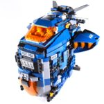 Avengers: Transport Speeder/ Spaceship & Bike