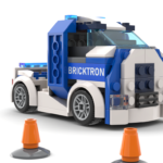 Lego City: Police Truck