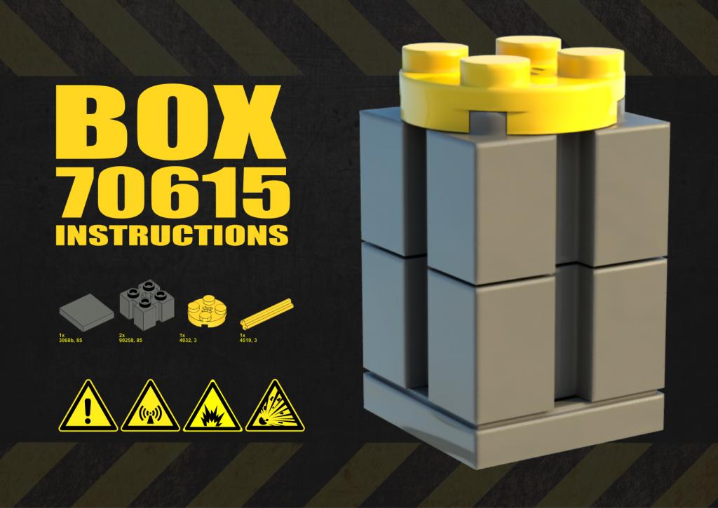 box 70615 instructions