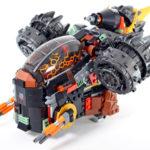 Ninjago: Cole´s Earth Driller Razor Crest  (C) (R) TM