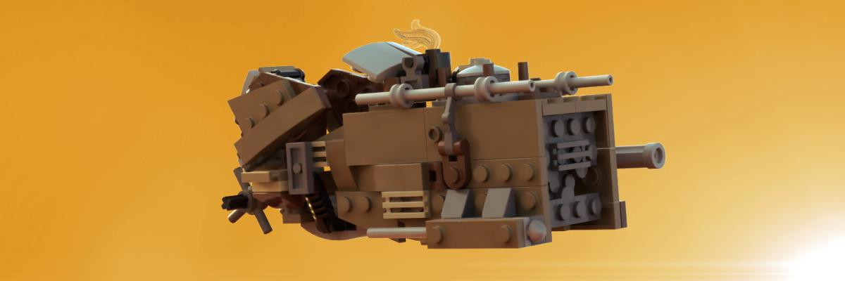 bricktron mocs