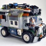 Jurassic World: Dino Medic – custom build instructions