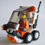 F.E.V. – Foldable Exploration Vehicle, build instructions