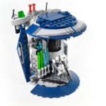 Star Wars: Grievous´Combat Throne, Minifig Display