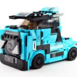 Speed Champions: Jaguar Truck