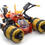 Ninjago: Katana 4×4 Spaceship – Kai´s Cargo Crab