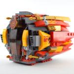 Ninjago: Katana V11 Spaceship