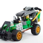 Lloyd´s Retro Racer custom LEGO build instructions