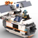 Mutterschiff: Geo Lab, instructions
