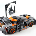 Speed Champions: Cyberpunk Rallye Car