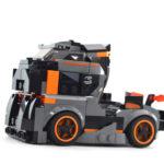 Speed Chamions: McLaren CyberTruck