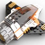 Mutterschiff: Shuttle, instructions