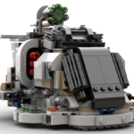 Star Wars: Moloch´s Ship, Dropship/Speeder, instructions