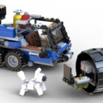Creator 3in1: Monowheel Transporter