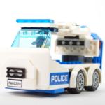 Lego City: Police Transporter Cart