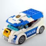 Lego City: Police Minivan