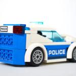 Lego City: Police Sports Car