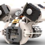 Mutterschiff: Booster module, instructions