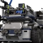 "Jurassic World: ""Dino Truck"" Gyropod Transporter, instructions"