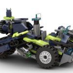 Lego Movie2: Rexplorer and Dino Rider