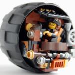 MOC: Steampunk Monowheel – Steamwheel