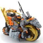 Ninjago: Cole´s Stone Bike