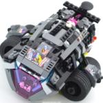 Ninjago: Ninja Tuning Ship, alternate build for LEGO 71710